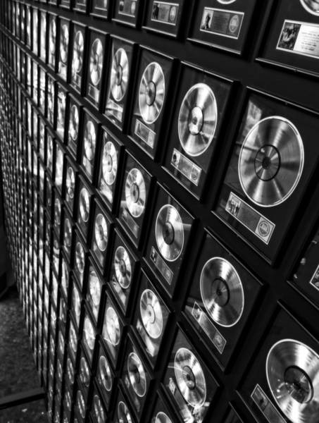 Photograph - Country Music Records by Dan Sproul