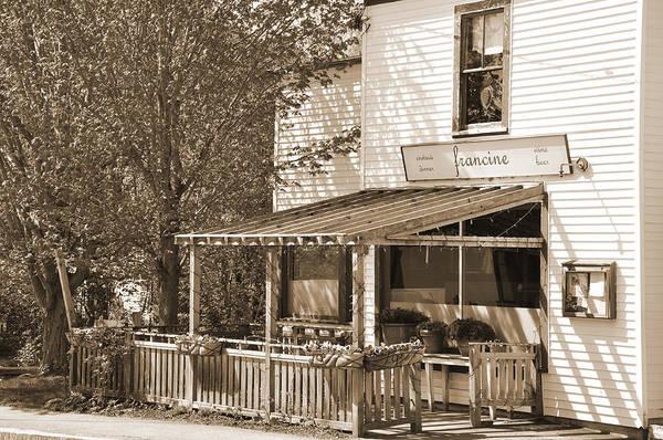 Digital Art - Country Restaurant by Kirt Tisdale