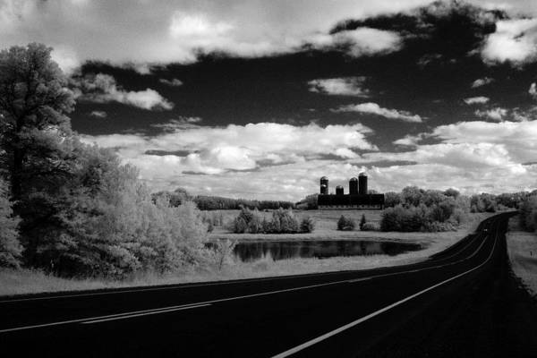 Photograph - Country Road by Curtis Dale