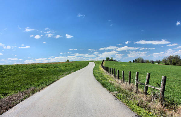 Wall Art - Photograph - Country Road by Kristin Elmquist
