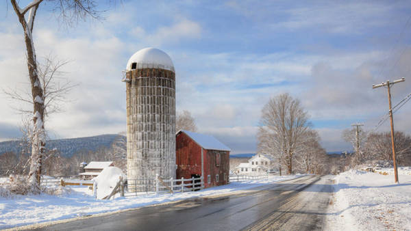 Photograph - Country Snow by Bill Wakeley