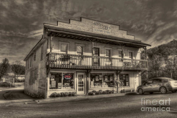 Photograph - Country Store Open by Dan Friend