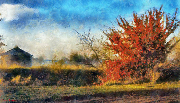 Painting - Country Style by Tyler Robbins