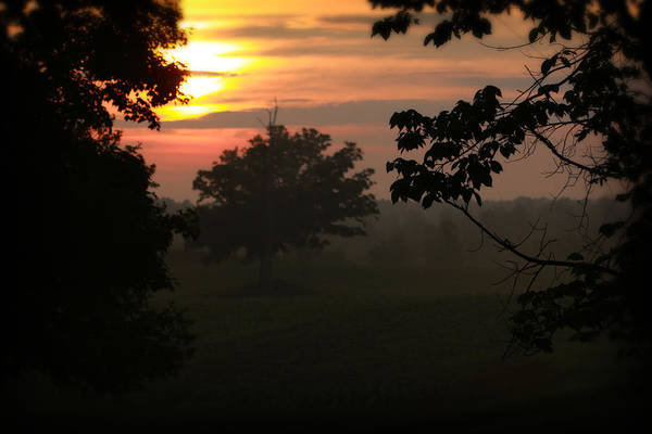 Photograph - Country Sunrise 1 by Scott Hovind