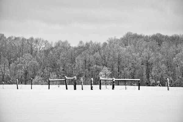 Photograph - Country Winter 1 by Patrick M Lynch