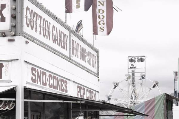 Wall Art - Photograph - County Fair by Angi Parks