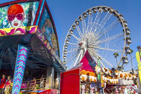 Photograph - County Fair Fun 1 by Jim Moss