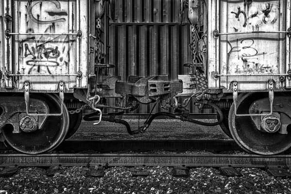 Photograph - Coupled In Ride Mode by Bob Orsillo