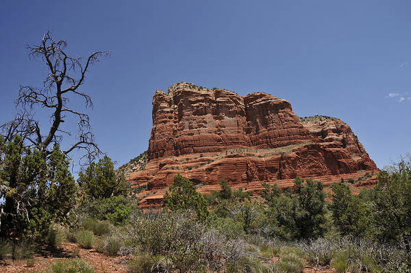 Photograph - Courthouse Butte 1 by Lee Kirchhevel