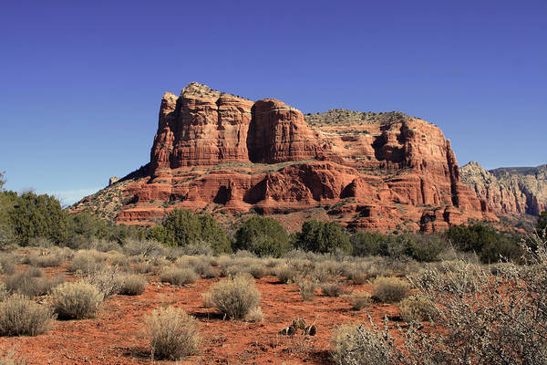 Photograph - Courthouse Butte II by Gigi Ebert