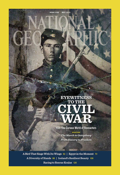 Wall Art - Photograph - Cover Of The May 2012 National by Rebecca Hale