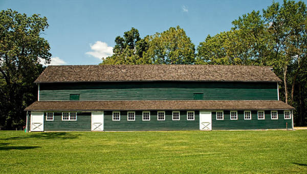 Photograph - Cow Barn At Historic Walnford I by Kristia Adams
