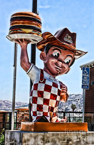 Norco Photograph - Cowboy Big Boy by Tommy Anderson