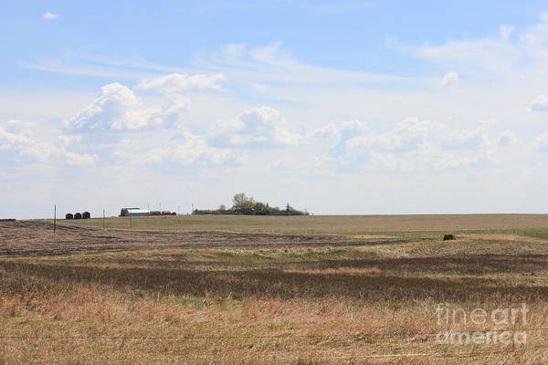 Photograph - Cowboy Country Landcape by Donna L Munro