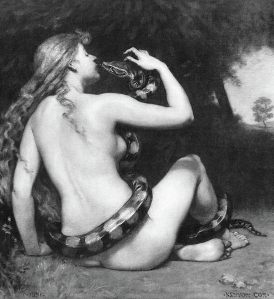 Wall Art - Painting - Cox Lilith, 1891 by Granger