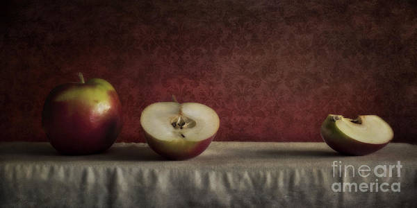 Wall Art - Photograph - Cox Orange Apples by Priska Wettstein