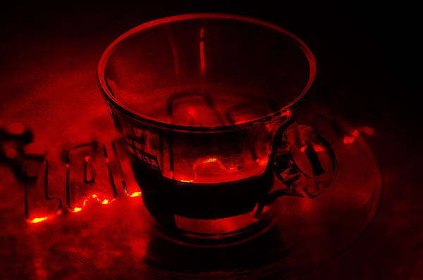 Passionate Photograph - Cozy Evening Cup Of Coffee by Jenny Rainbow