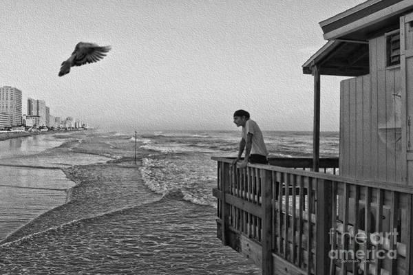 Photograph - Crabby Shack by Deborah Benoit