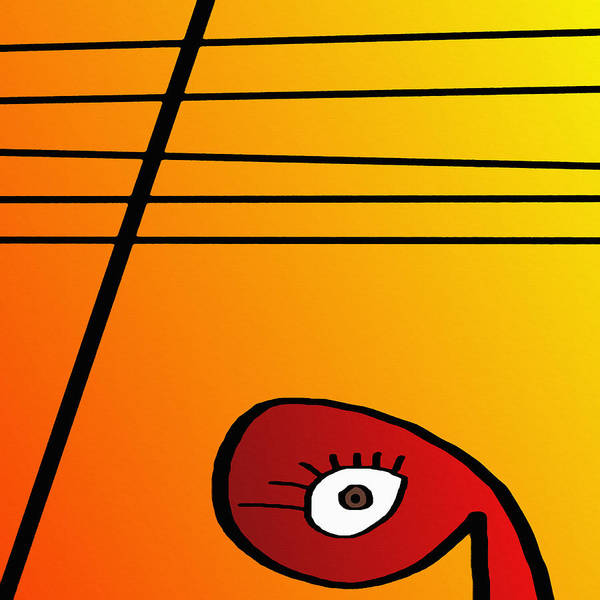 Digital Art - Crabby Sunrise by Richard Reeve