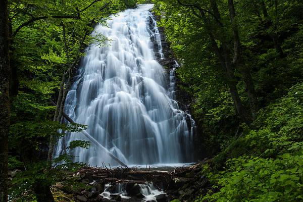 Photograph - Crabtree Falls - Blue Ridge Parkway by Doug McPherson