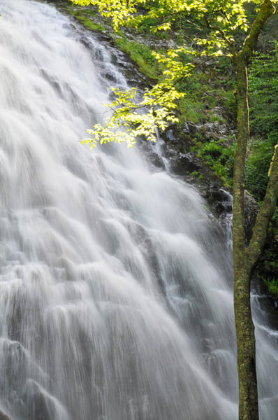 Photograph - Blue Ridge Parkway's Crabtree Falls by Ginger Wakem