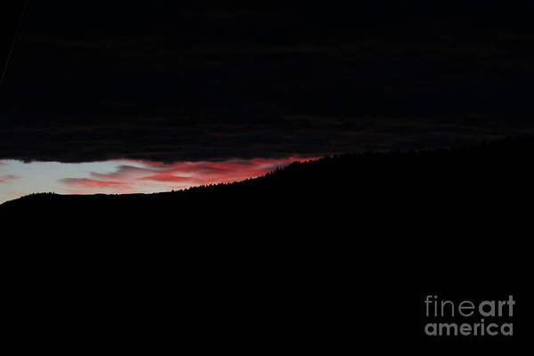 Photograph - Crack Of Dawn by Ann E Robson
