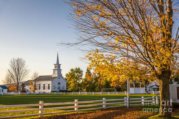 Photograph - Craftsbury Common by Susan Cole Kelly