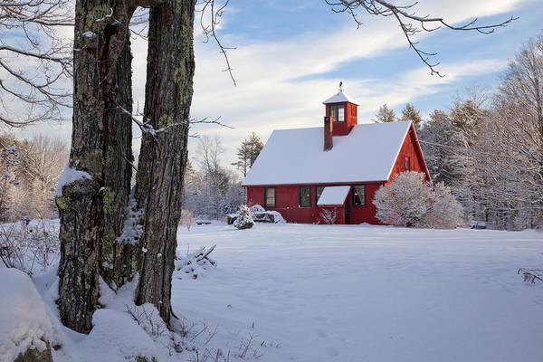 Photograph - Craftsman's Barn by Larry Landolfi