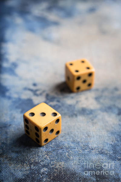 Items Photograph - Craps by Edward Fielding