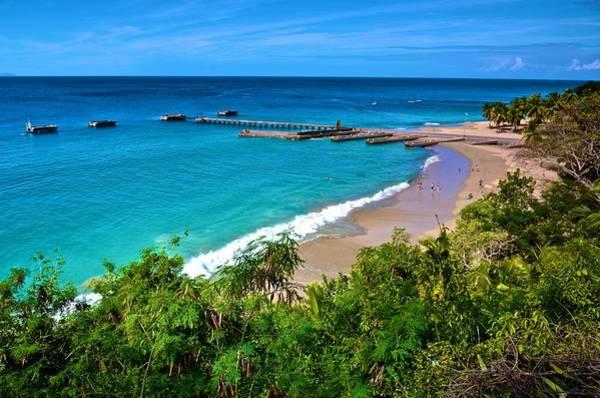 Photograph - Crash Boat Beach 1 by Ricardo J Ruiz de Porras