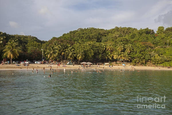 Photograph - Crash Boat Beach In Puerto Rico by Bryan Mullennix