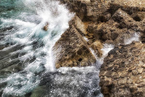Photograph - Crashing Waters by Georgia Fowler