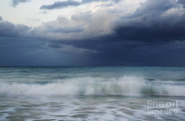Photograph - Crashing Wave by Charmian Vistaunet