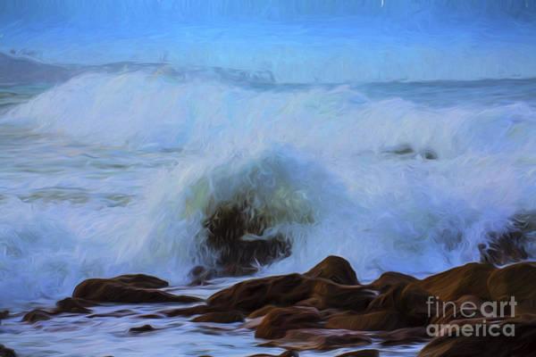 Wall Art - Photograph - Crashing Waves by Sheila Smart Fine Art Photography