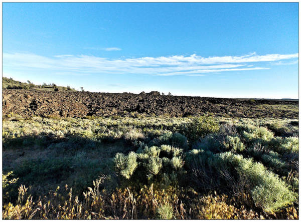 Photograph - Craters Of The Moon 3 by Susan Kinney
