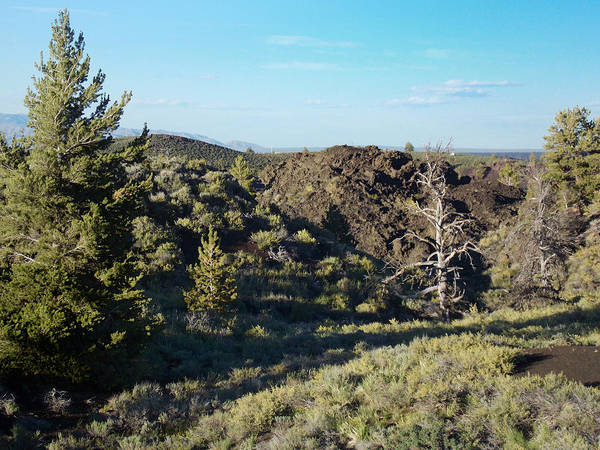 Photograph - Craters Of The Moon2 by Susan Kinney
