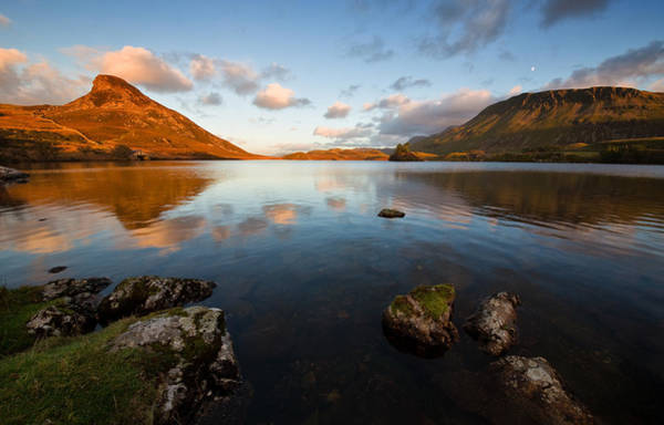 Barmouth Photograph - Creggenan by Rory Trappe