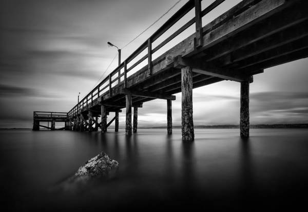 Photograph - Crescent Beach by Alexis Birkill