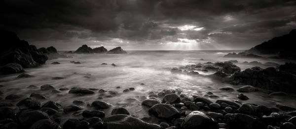 Wall Art - Photograph - Crescent Head Rays by Graeme