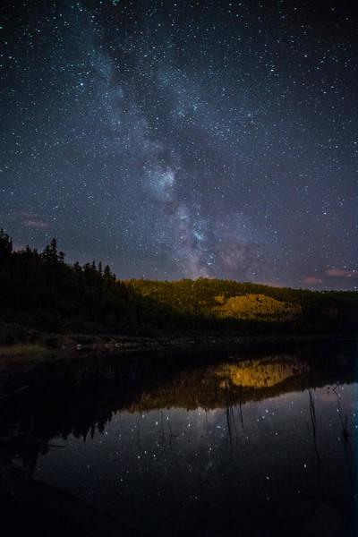Canon Eos 6d Photograph - Crescent Lake Midnight by Jakub Sisak
