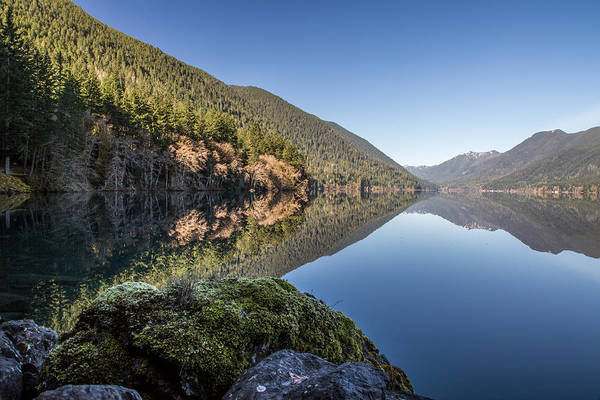 Photograph - Crescent Lake Wa by Pierre Leclerc Photography