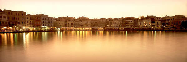Leisurely Photograph - Crete Greece by Panoramic Images
