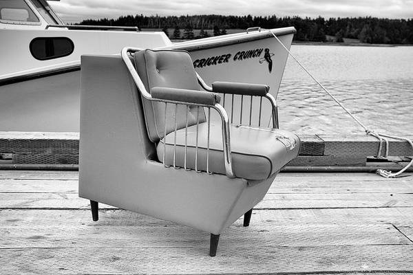 Photograph - Cricker Crunch Chair by Trever Miller