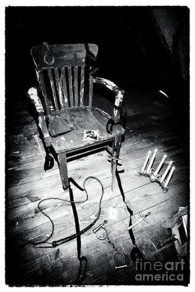 Photograph - Crime Scene by John Rizzuto