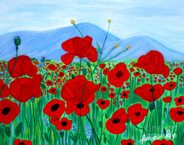 Painting - Crimea 2007. Soul Collection by Oksana Semenchenko