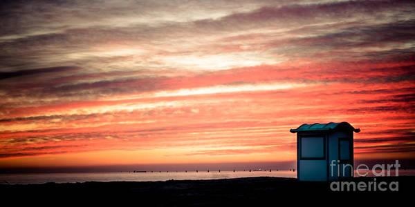 Photograph - Crimson Skies by Hannes Cmarits