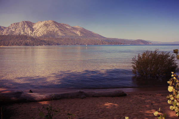 South Lake Tahoe Photograph - Crisp And Clear by Laurie Search