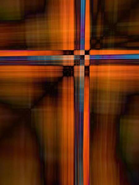 Crisscross Wall Art - Photograph - Crisscross 1 by Tom Druin