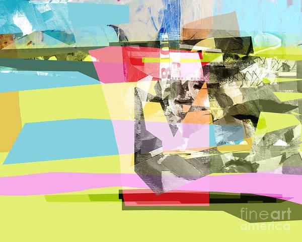 Painting - Cristal D'ete by Diane Desrochers