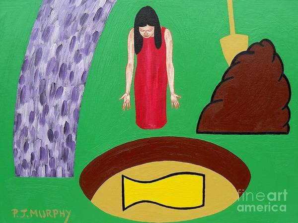 Crock Wall Art - Painting - Crock Of Gold by Patrick J Murphy